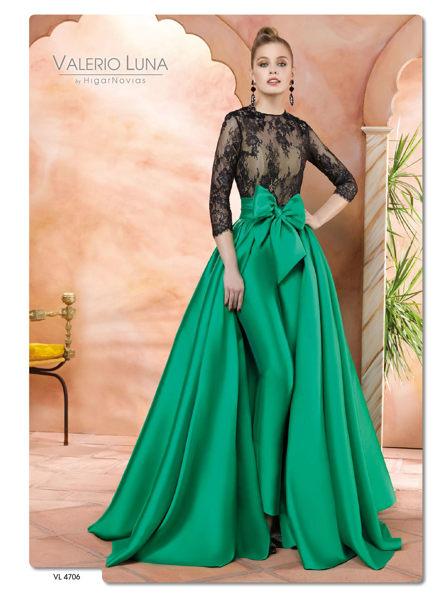 Valerio Luna New Collection 2017 for party dresses | Blog HigarNovias