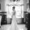 The wedding dress chosen by Amalia for her wedding