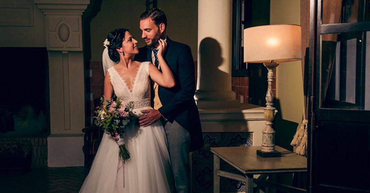 Pilar & Fran, back home to celebrate their emotional wedding