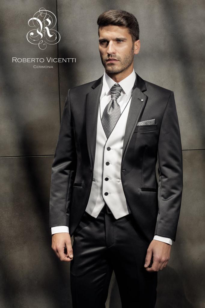 novios elegantes y con mucho estilo blog higarnovias On trajes de novio elegantes
