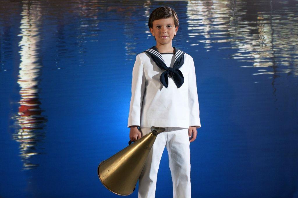 trajes de comunión para niños | blog higarnovias
