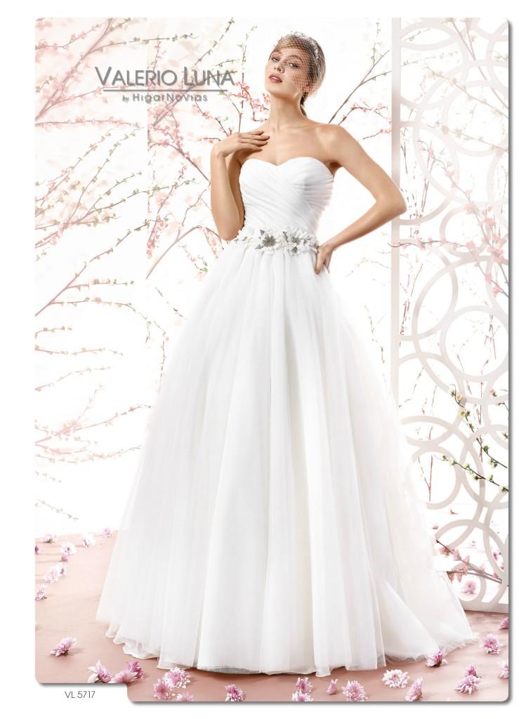 vestidos de noviavalerio luna para ser una novia 10   blog