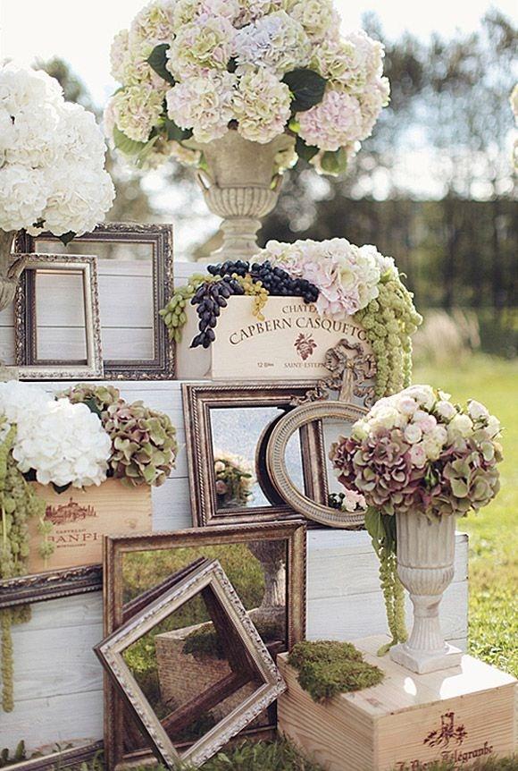 bodas de inspiración vintage   blog higarnovias