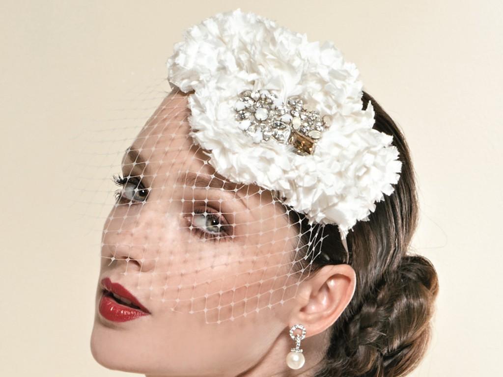 Vestido de novia de la rejilla
