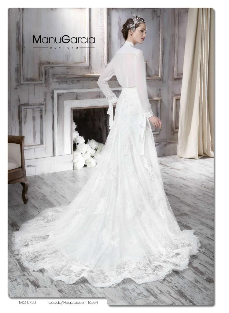 vestidos de novia con cuello chino – vestidos baratos