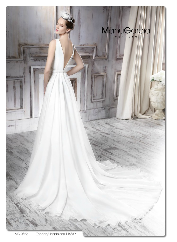 Dos vestidos de novia de impacto | Blog HigarNovias