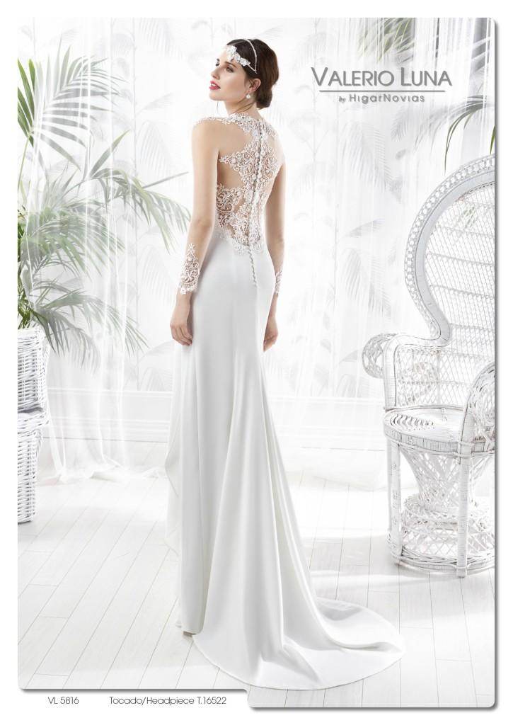 Fotos de vestidos de novia pegados