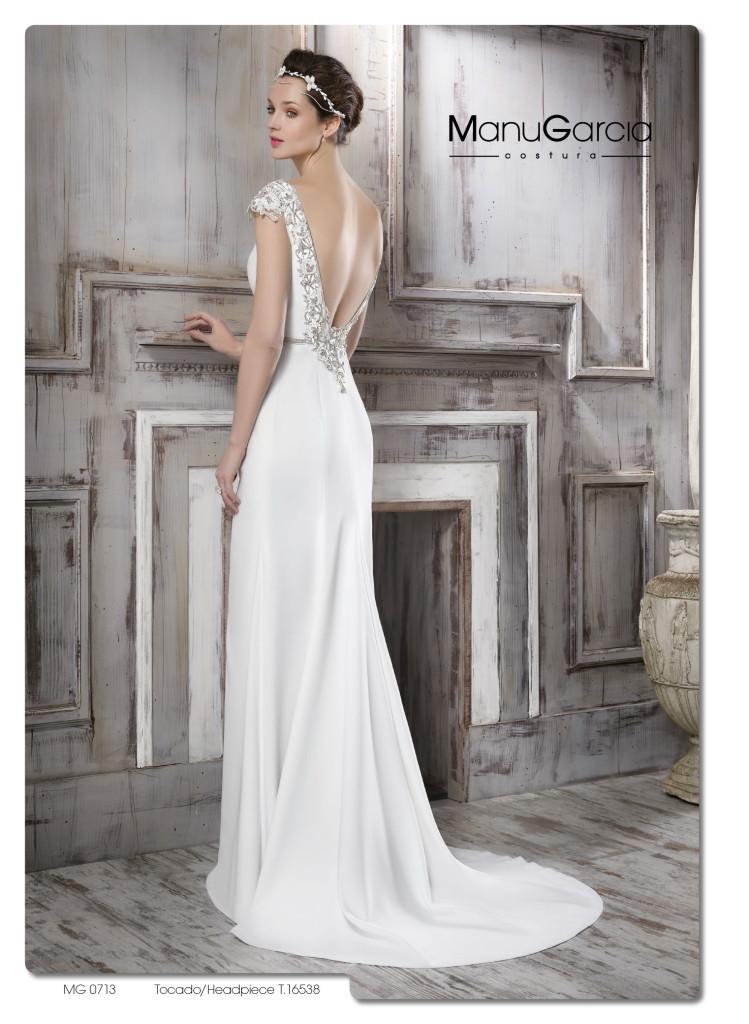 3 vestidos de novia para lucir espalda | blog higarnovias