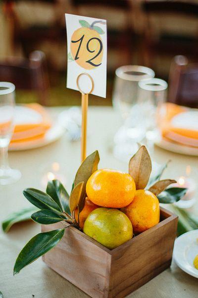 Centros de mesa con frutas blog higarnovias for Centros de frutas