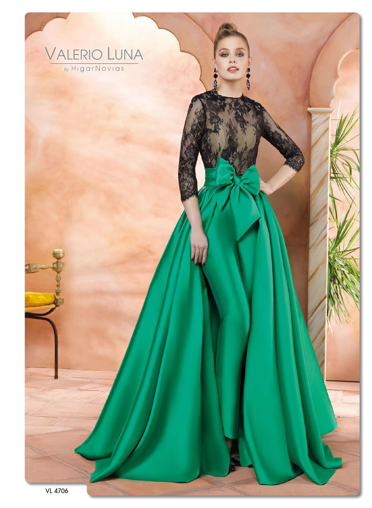 Vestidos de fiesta de la nueva colección 2017 de Valerio Luna | Blog ...
