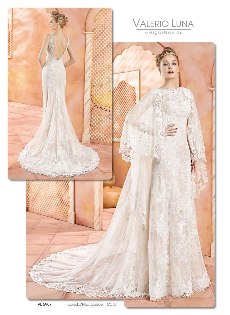 diferentes opciones para una novia espectacular | blog higarnovias