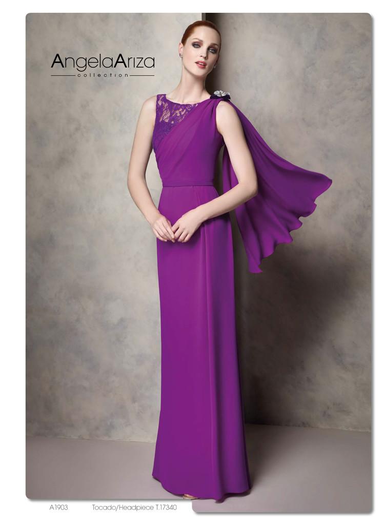Vestidos de fiesta para las amantes del minimalismo | Blog HigarNovias