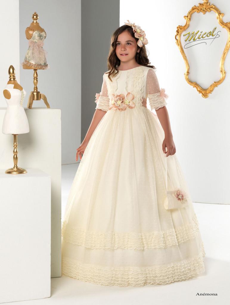 el más nuevo mejor precio precio baratas Vestidos de comunion en sevilla 2019 – Vestidos novia