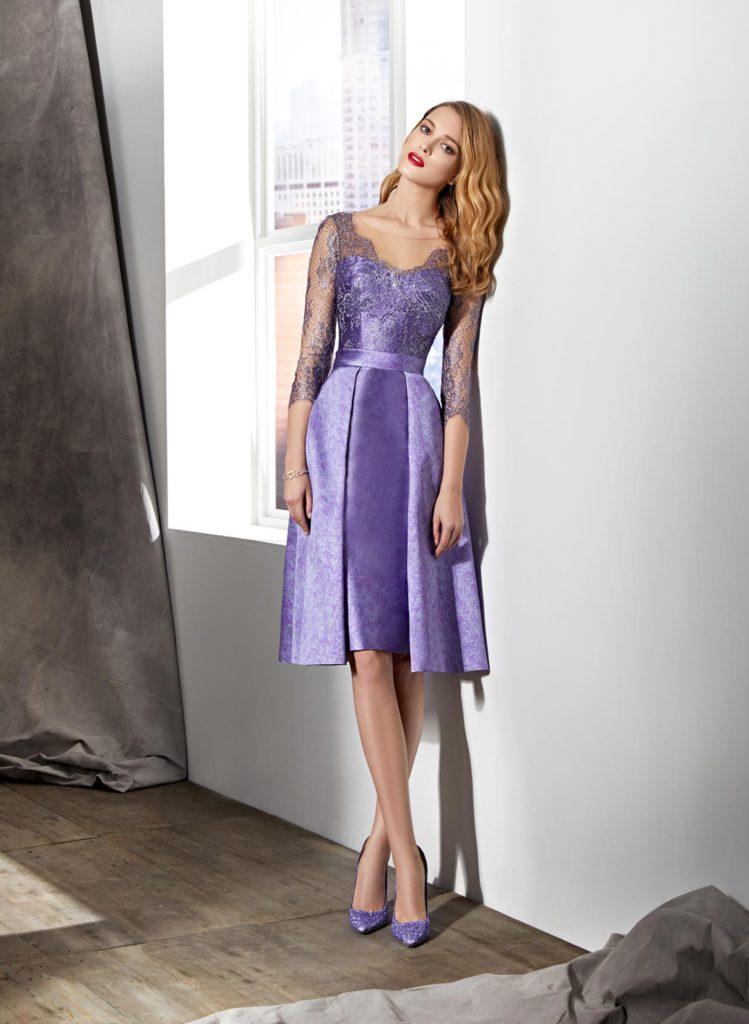 Vestidos en el color tendencia de la primavera 2018 | Blog HigarNovias