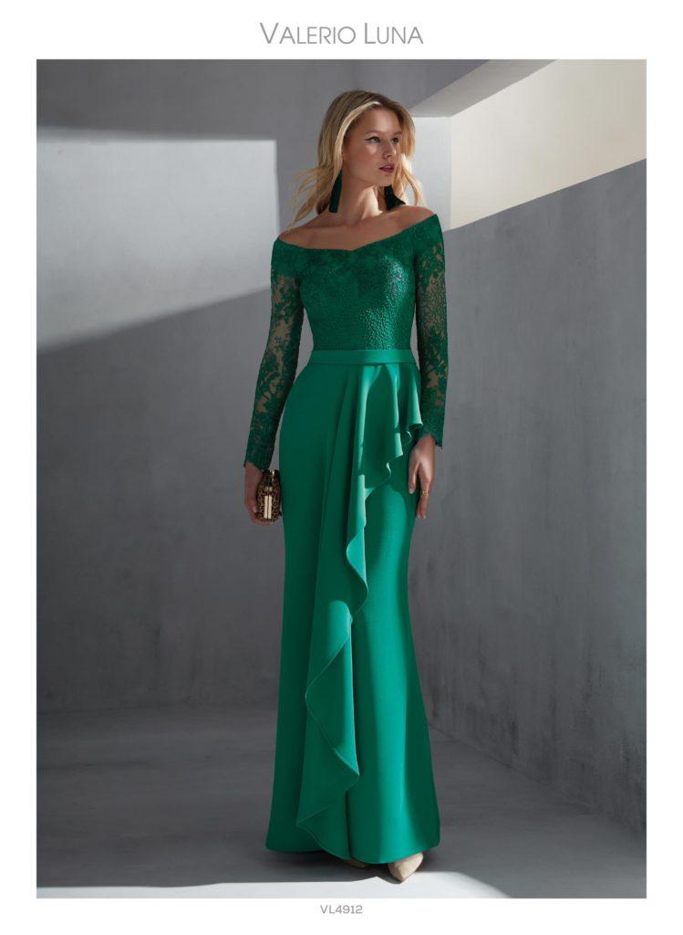 d47572ab6a Estos vestidos nos parecen ideales para vestir a la madrina, hemos hecho  una selección en varios colores, todos ellos adecuados para la ocasión.