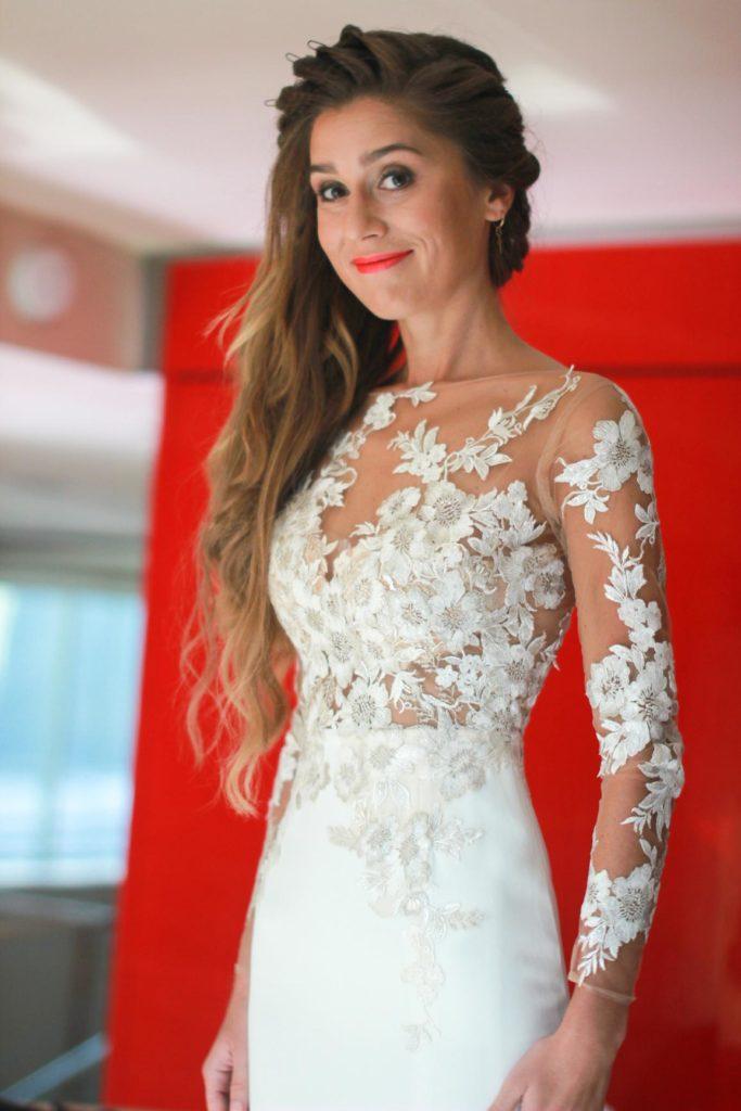Vestidos novia para boda intima