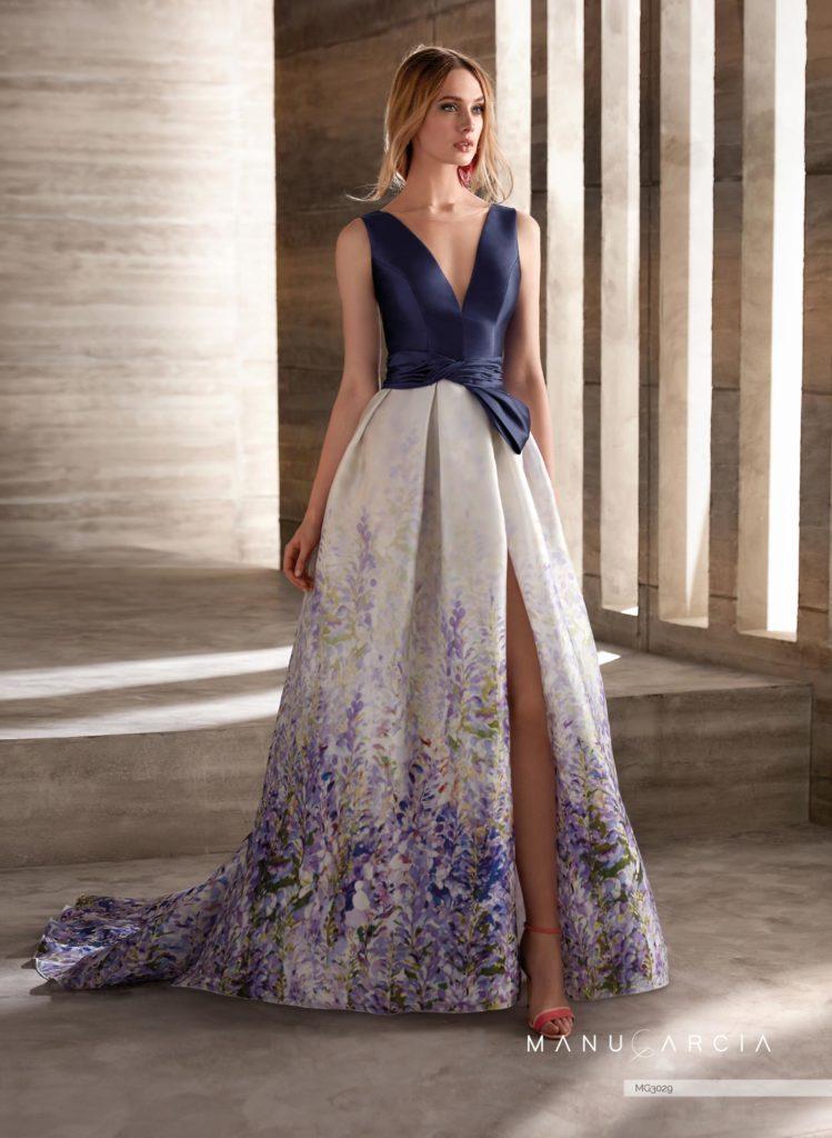 3b235c8a62 Vestidos en azul noche