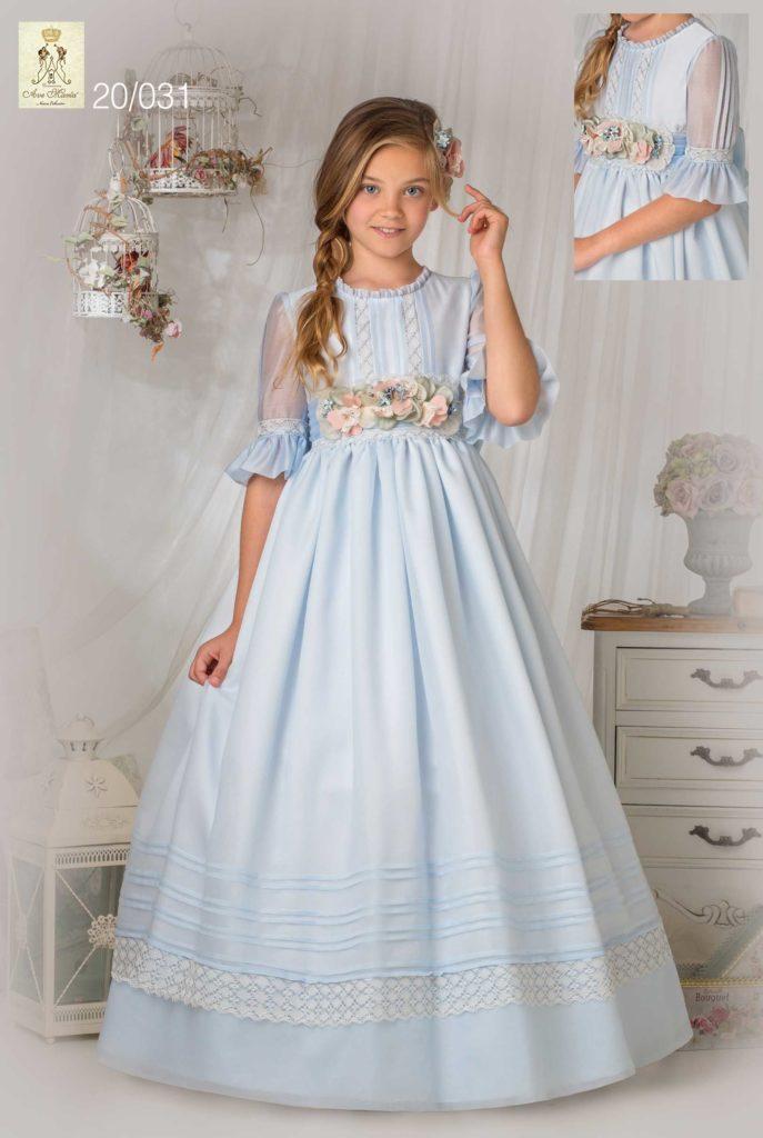 trajes de comunión para niñas colección 2019 | blog higarnovias