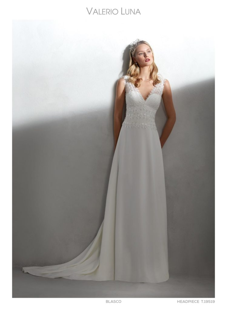 fa9454388 Tanto Manu García como Valerio Luna crean cada temporada colecciones en las  que encontraréis vestidos de novia muy variados