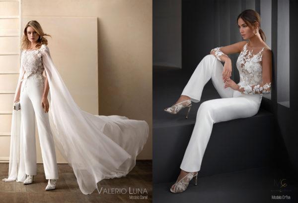 Vestidos de novia Coral y Orfea