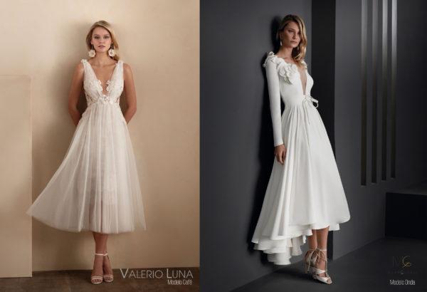 Vestidos de novia Cafe y Onda