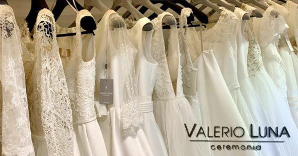 Vestidos de Valerio Luna