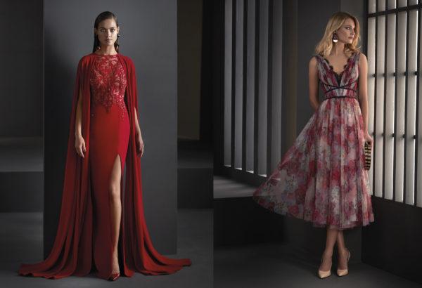 Vestidos de fiesta - MG3124 y MG3146