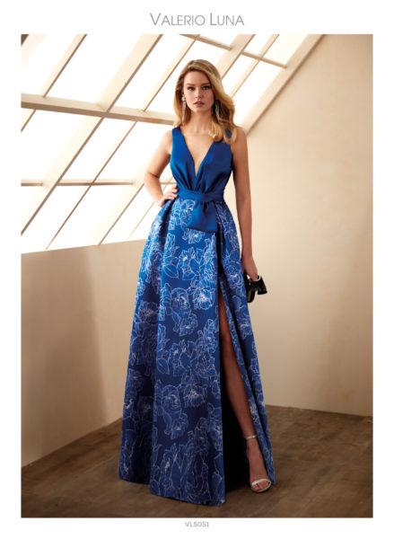 Vestido de fiesta VL5051 de Valerio Luna