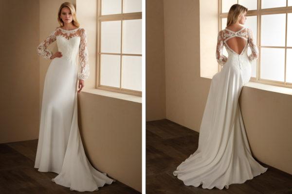 Modelo Cometa Vestidos de novia VL