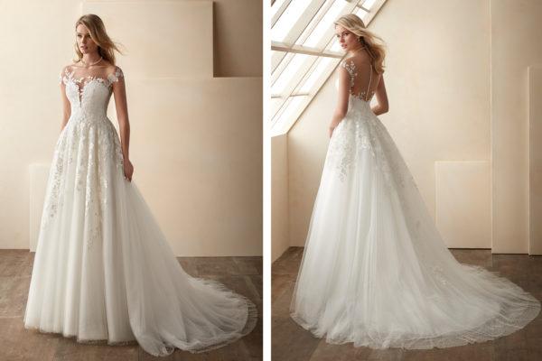 Modelo Córdoba Vestido de novia de VL