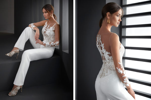 Modelo Orfea Vestidos de noviaMG