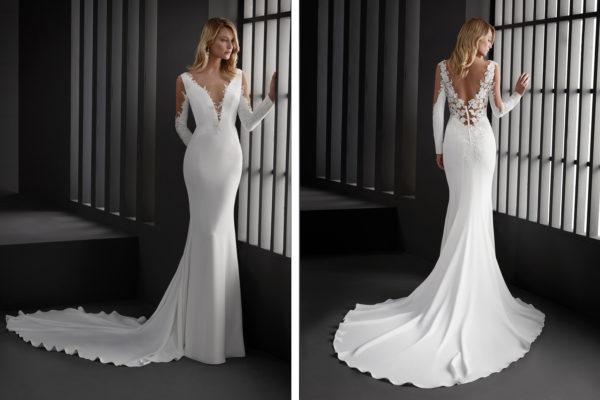 Modelo Ovalo Vestidos de noviaMG