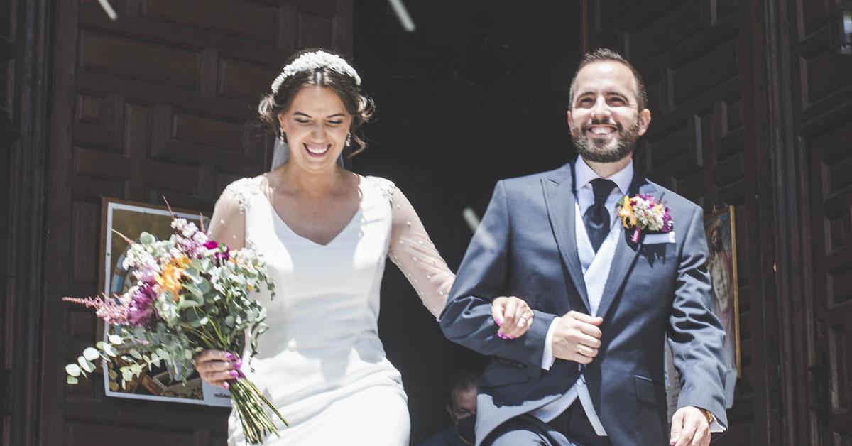 Rocío & David, una historia de amor de película