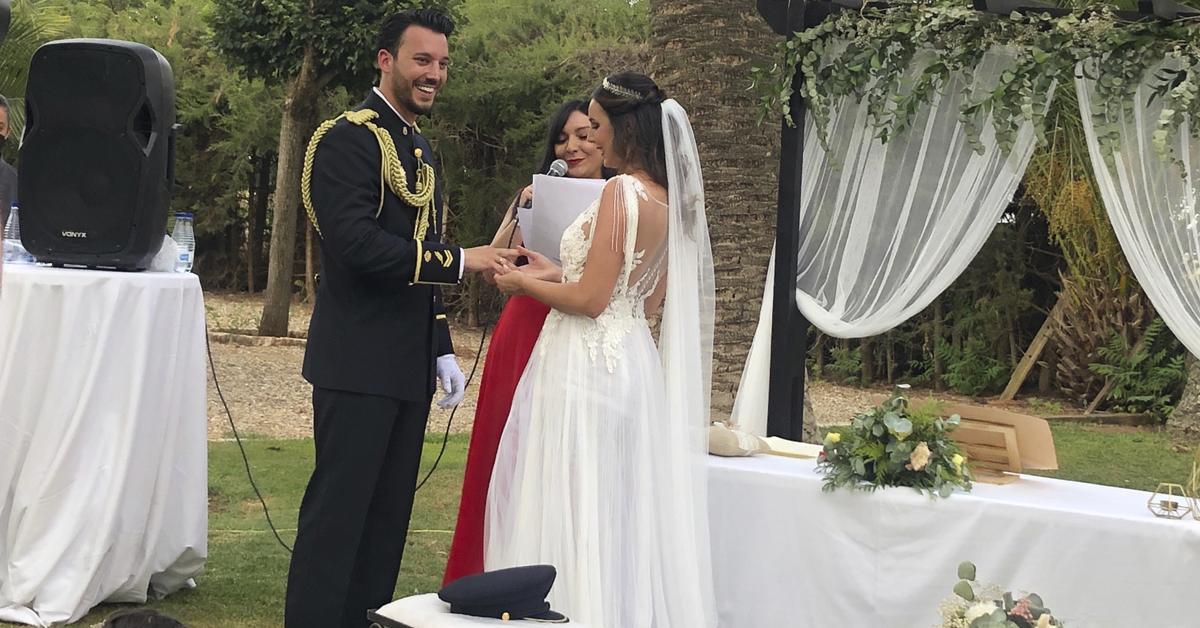 José Enrique y Macarena, una boda contra viento y marea